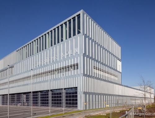 Neubau der Feuerwache Köln-Kalk