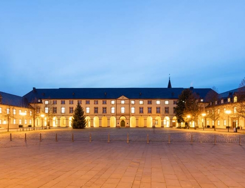 Campus Unteres Schloss Universität Siegen, Siegen