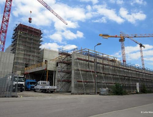 Hauptfeuerwache Karlsruhe – Fertigstellung bereits ein Jahr früher als geplant