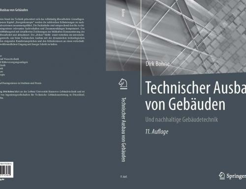 Technischer Ausbau von Gebäuden und nachhaltige Gebäudetechnik