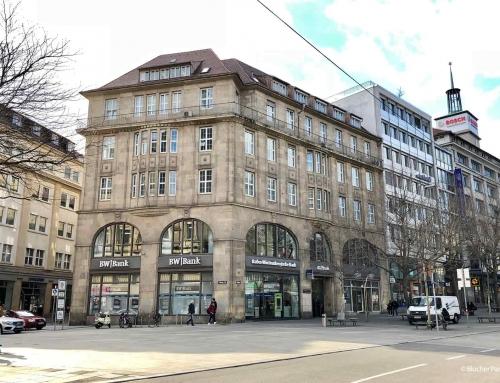 Kö 84, Stuttgart